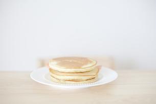 ホットケーキの写真素材 [FYI00471250]