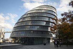ロンドン市庁舎の写真素材 [FYI00471774]