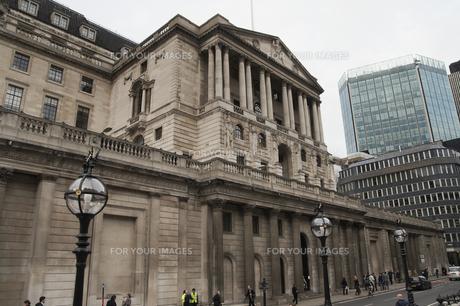イングランド銀行の写真素材 [FYI00471882]