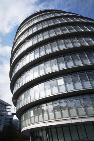 ロンドン市庁舎の写真素材 [FYI00471894]