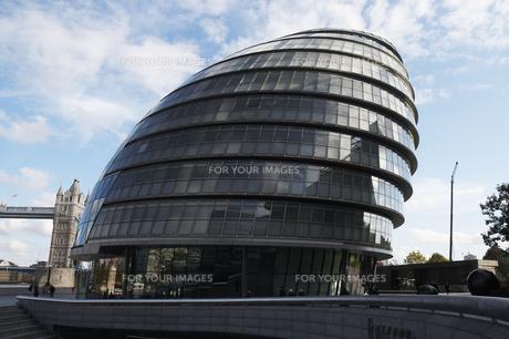 ロンドン市庁舎の写真素材 [FYI00471899]