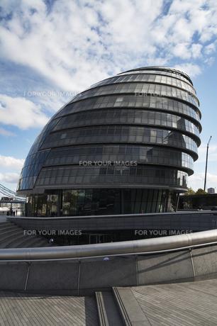 ロンドン市庁舎の写真素材 [FYI00471901]