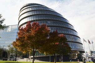 ロンドン市庁舎の写真素材 [FYI00471902]