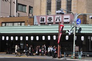 浅草1丁目付近の写真素材 [FYI00472112]