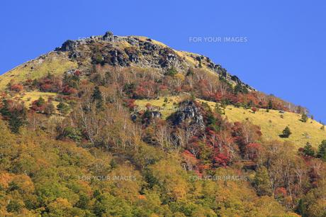 秋の山の写真素材 [FYI00472382]