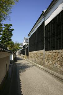 八丁蔵通り(八丁味噌)の写真素材 [FYI00472513]