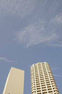池袋西口の高層マンションの写真素材 [FYI00473562]