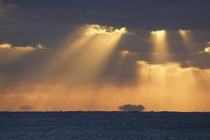 こもれびの海の写真素材 [FYI00473879]