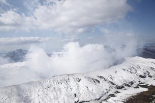 阿蘇中岳の写真素材 [FYI00473904]