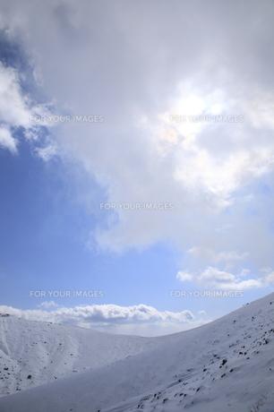 阿蘇中岳の写真素材 [FYI00473910]
