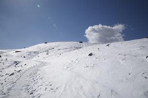 阿蘇中岳の写真素材 [FYI00473912]