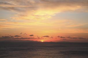 朝の海の写真素材 [FYI00473924]