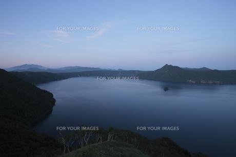 摩周湖の写真素材 [FYI00474478]