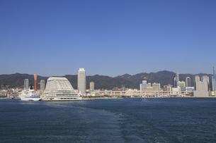 神戸港の写真素材 [FYI00474571]
