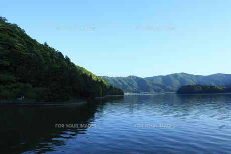 三方五湖の写真素材 [FYI00474649]