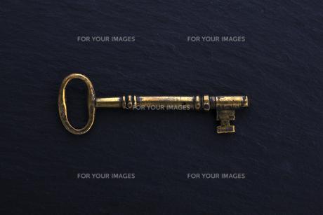 鍵の素材 [FYI00474687]