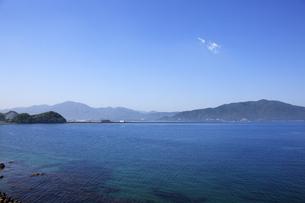 敦賀湾の写真素材 [FYI00475046]