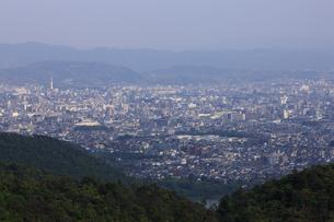 京都市の町並みの写真素材 [FYI00475107]