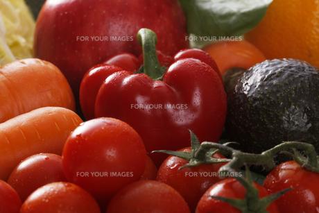 色々な食材の写真素材 [FYI00475110]