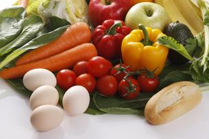色々な食材の写真素材 [FYI00475115]