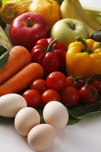 色々な食材の写真素材 [FYI00475123]