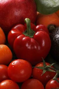 赤い食材の写真素材 [FYI00475125]