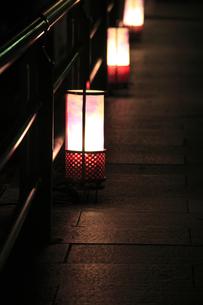 嵐山花灯路の写真素材 [FYI00475214]