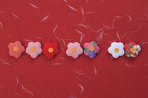 梅の飾りの写真素材 [FYI00475223]