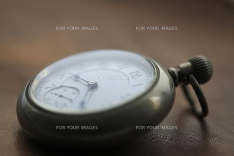 懐中時計の写真素材 [FYI00475227]