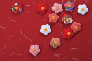梅の飾りの写真素材 [FYI00475229]
