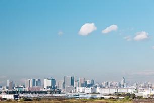 東京都心のビル群の写真素材 [FYI00475412]