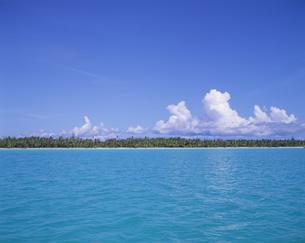 海と島の写真素材 [FYI00475677]