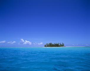 海と島の写真素材 [FYI00475682]