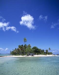 海と島の写真素材 [FYI00475687]