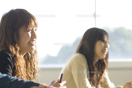 日本人女子大生の素材 [FYI00476536]