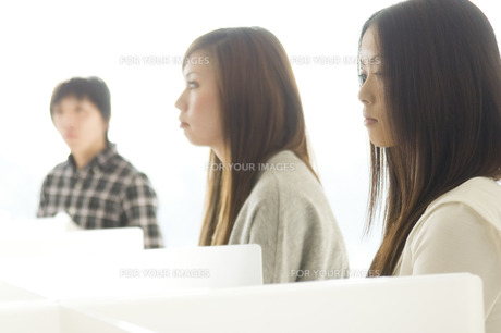 学生の写真素材 [FYI00476551]