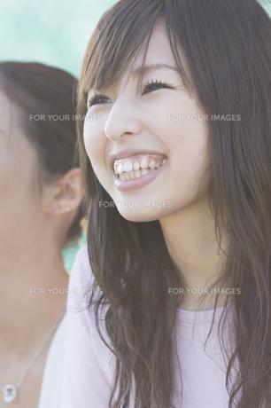 日本人女子大生の写真素材 [FYI00476562]