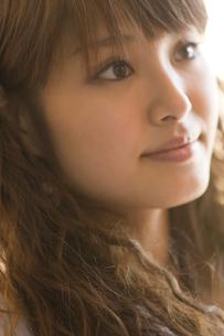 女子学生の写真素材 [FYI00476566]