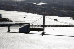 港区海岸周辺の空撮の写真素材 [FYI00477421]