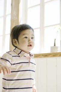 歩く男の子の写真素材 [FYI00477990]