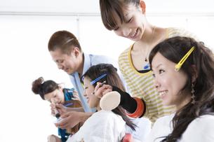 美容系の専門学生の写真素材 [FYI00478194]
