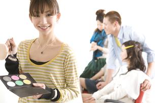 美容系の専門学生の写真素材 [FYI00478202]