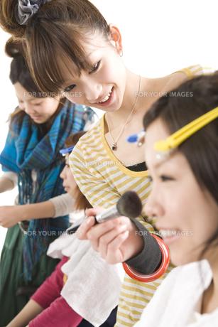 美容系の専門学生の写真素材 [FYI00478204]