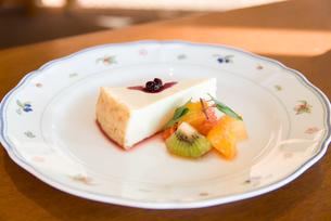 チーズケーキの写真素材 [FYI00480184]
