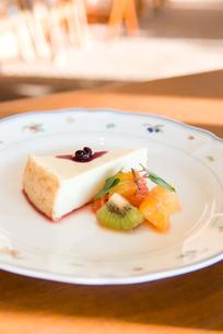 チーズケーキの写真素材 [FYI00480186]