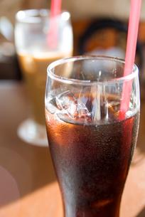 アイスコーヒーの写真素材 [FYI00480187]
