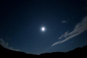 満点の星空の写真素材 [FYI00480300]