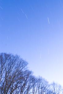 星空の写真素材 [FYI00480404]