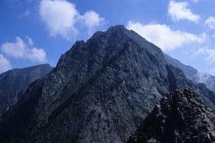 雄大なる穂高岳、And The Grand Mount Hotakaの素材 [FYI00480438]
