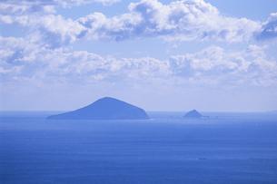 新島と式根島、Niijima and Shikinejimaの素材 [FYI00480458]